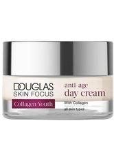 Douglas Collection Collagen Youth Anti-Age Day Cream Gesichtscreme 50.0 ml