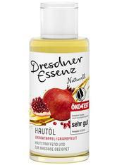Dresdner Essenz Pflege Dresdner Essenz Naturell Hautöl Granatapfel/Grapefruit Öl 100.0 ml