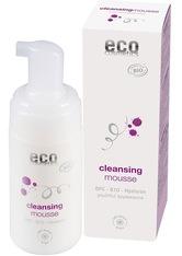 Eco Cosmetics Produkte OPC. Q10 & Hyaluron - Reinigungsschaum 100ml Reinigungsschaum 100.0 ml