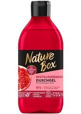 Nature Box Körperreinigung Revitalisierendes Duschgel Duschgel 250.0 ml