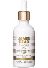 JAMES READ - James Read Gradual Tan H2O Tan Drops Body Selbstbräunungsserum  40 ml - SELBSTBRÄUNER