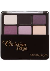 Christian Faye Augenmake-up Smokey Eyes Lidschattenpalette 1.0 pieces