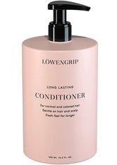 Löwengrip Shampoo & Conditioner Long Lasting - Conditioner Haarspülung 500.0 ml