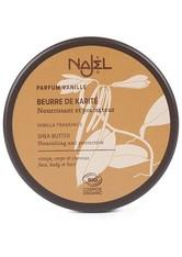 Najel Produkte Sheabutter Bio - Vanille 100g Körperbutter 100.0 g