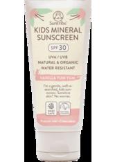 Suntribe Produkte Mineralische Bio-Sonnencreme - Kids LSF30 100ml  101.0 ml