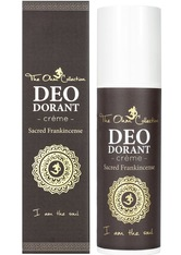 THE OHM COLLECTION - The Ohm Collection Produkte The Ohm Collection Produkte Deo Creme - Sacred Frankincense 50ml Deodorant Creme 50.0 ml - Roll-On Deo