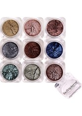 BELLÁPIERRE - Bellápierre Cosmetics Make-up Augen 9 Stack Shimmer Powder Fabulous 15,75 g - LIDSCHATTEN