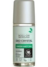 Urtekram Produkte Green Matcha - Deo Crystal 50ml Deodorant 50.0 ml