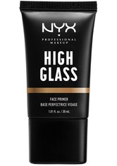 NYX Professional Makeup High Glass Face Primer (Various Shades) - Sandy Glow