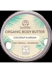 Suntribe Produkte Körperbutter - Kokos & Argan 150ml Körperbutter 150.0 ml