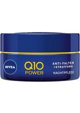Nivea Gesichtspflege Nachtpflege Q10 Plus Anti-Falten Nachtpflege 50 ml