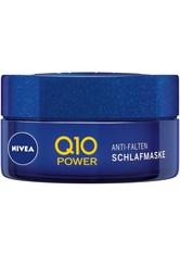 Nivea Gesichtspflege Nachtpflege Q10 Power Anti-Falten Schlafmaske 50 ml
