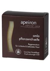 APEIRON - Apeiron Pflanzenöl Seife Amla 100 Gramm - Duschen - SEIFE