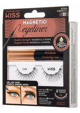 KISS Produkte KISS KISS Magnetic Eyeliner & Lash Kit 01 Künstliche Wimpern 1.0 pieces