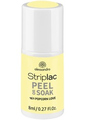 Alessandro Striplac Peel or Soak Nagellack 8 ml Nr. 161 - Popcorn Love