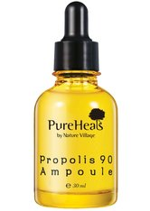 PUREHEAL'S - PureHeal´s Propolis 90 Ampoule Gesichtsmaske 30 ml - CREMEMASKEN