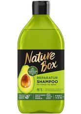 Nature Box Haarpflege Reparatur Shampoo Haarshampoo 385.0 ml