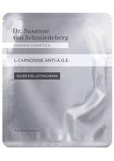 Dr. Susanne von Schmiedeberg Gesichtsmasken Silver Foil Lifting Mask Anti-Aging Pflege 3.0 pieces