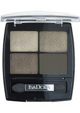 Isadora Lidschatten Eye Shadow Quartet Lidschatten 5.0 g