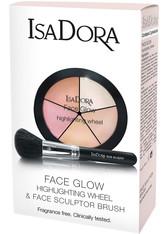 Isadora Face Glow Set Make-up Set 1.0 pieces