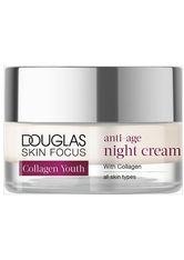 Douglas Collection Collagen Youth Anti-age night cream Gesichtscreme 50.0 ml