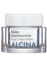 ALCINA - Alcina Kosmetik Trockene Haut Azalee Gesichtscreme 50 ml - TAGESPFLEGE