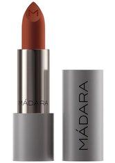 MÁDARA Organic Skincare VELVET WEAR Matte Cream Lipstick 33 MAGMA 3 g Lippenstift