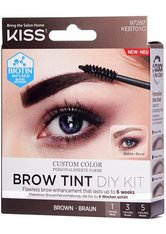 KISS Produkte KISS Brow Tint DIY Kit Brown Augenbrauenstift 1.0 pieces
