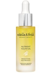 Estelle & Thild - Biodefense Age Prevent Nutrient Youth Oil, 20 ml – Gesichtsöl - one size