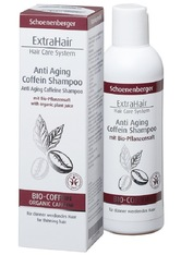 Schönenberger Produkte ExtraHair - Anti Aging Coffein Shampoo 200ml Haarshampoo 200.0 ml