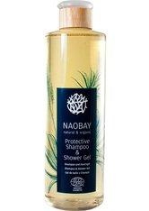 Naobay Pflege Körperpflege Protective Shampoo & Shower Gel 400 ml