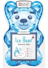 SNP Gesichtsmasken Ice Bear Mask HYALURONIC Tuchmaske 1.0 pieces