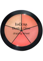 ISADORA - Isadora Blush & Glow Draping Wheel 57 Multicolour 18g - ROUGE