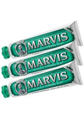 Marvis Zahnpflege Classic Strong Mint 3er Set Zahnpasta 1.0 pieces