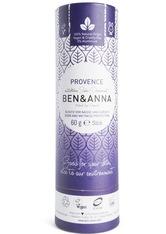 BEN & ANNA - Ben & Anna Produkte Provence - Deo papertube 60g Deodorant Stift 60.0 g - DEOSPRAY