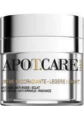 APOT.CARE - APOT CARE Iridoradiant Cream - Rich für trockene bis normale Haut, 50 ml - TAGESPFLEGE