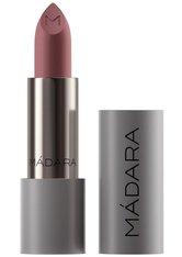 MÁDARA Organic Skincare VELVET WEAR Matte Cream Lipstick 31 COOL NUDE 3 g Lippenstift
