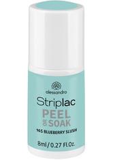Alessandro Striplac Peel or Soak Nagellack 8 ml Nr. 165 - Blueberry Slush