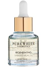 Pure White Cosmetics Gesichtspflege Regenerating Superseed Facial Oil Gesichtsoel 20.0 ml