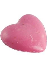 Saling Produkte Schafmilchseife - Herz pink 65g  65.0 g
