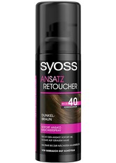 Syoss Ansatz Retoucher Sofort Ansatz-Kaschierspray Dunkelbraun Ansatzspray 120 ml