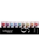 bellápierre Shimmer Powder 9 - Stack Fabulous Lidschatten Palette  no_color