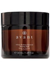 Avant Skincare Age Radiance 8 Hour Radiance Renewal Sleeping Mask Anti-Aging Pflege 50.0 ml