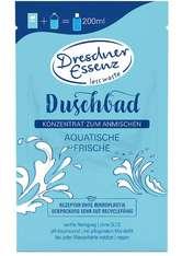 Dresdner Essenz Duschen Duschbad Konzentrat Aquatische Frische Duschgel 40.0 g