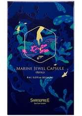Shangpree Marine Jewel Capsule Refill 8 ml (0,4 ml x 20 Kapseln) Gesichtsserum