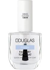 DOUGLAS COLLECTION - Douglas Collection Nagellack 10 ml Nagelüberlack 10.0 ml - Nagellack