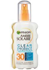 Garnier Ambre Solaire Clear Protect Sonnenschutzspray LSF 30 Sonnenspray 200 ml