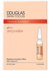 Douglas Collection Skin Focus Vitamin Radiance Glow ampoules 5 x 1,5ml Gesichtspflege 1.0 pieces