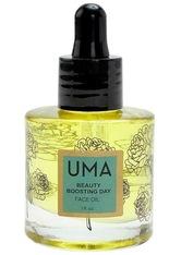 UMA - Uma Oils Produkte Beauty Boosting Day Face Oil Gesichtsöl 30.0 ml - GESICHTSWASSER & GESICHTSSPRAY