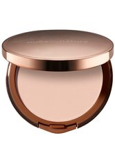 NUDE BY NATURE - Nude by Nature Flawless Pressed Powder Foundation 10g W2 Ivory (Light, Warm) - GESICHTSPUDER